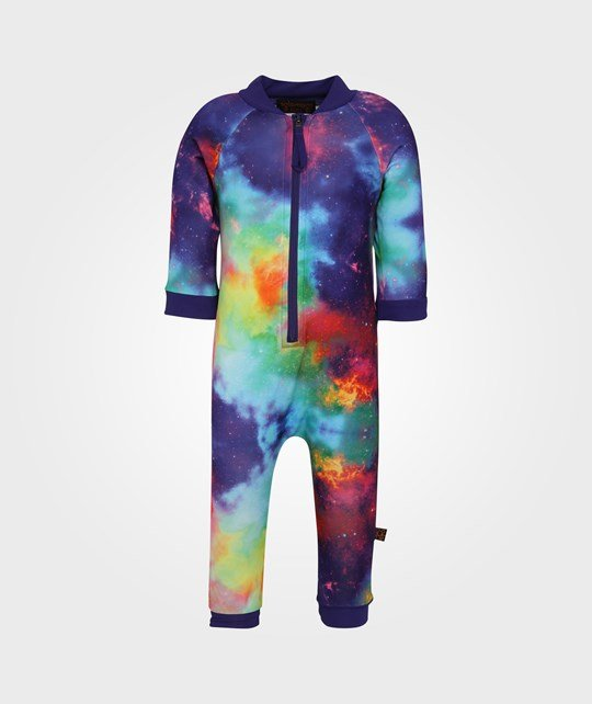 Solamigos UV Babysuit Space Fantasy Multi