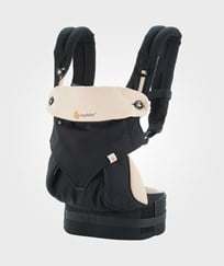 Ergobaby Four Position 360 Bärsele Svart/Camel Black