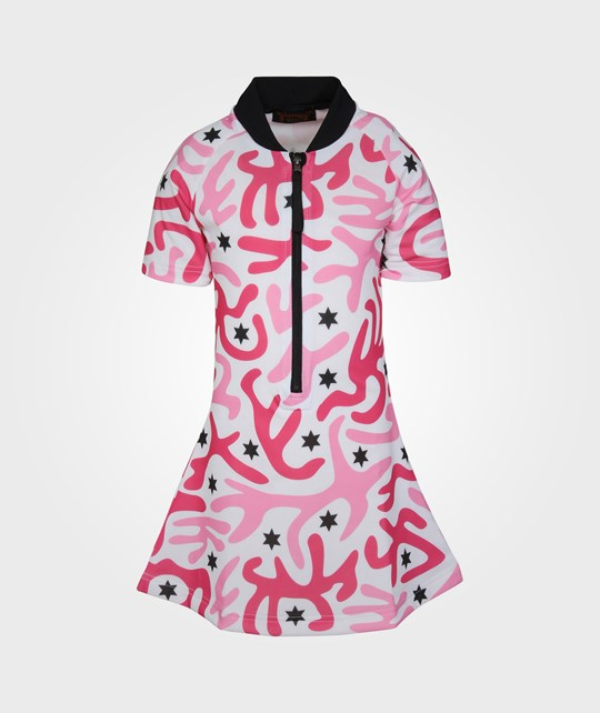 Solamigos UV Dress Camouflage Pink Pink