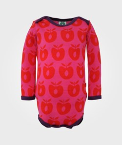 Småfolk Body Apples Pink