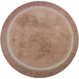 Image of Tapis Petit Anna Tæppe Soft Pink one size (1953179)