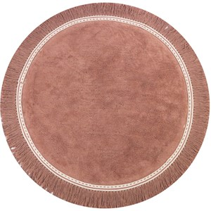 Image of Tapis Petit Anna Tæppe Old Pink one size (1953180)