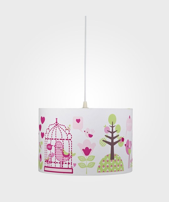 Kids Concept Taklampa Pippi Rosa Pink