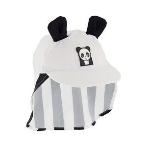 Image of Dinosea Patch Panda Solhat Hvid one size (1856200)