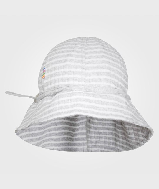 Joha Summer Hat Grey Black