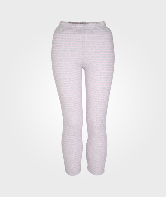 Joha Leggings Pink Stripe Pink