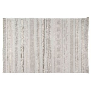 Image of Lorena Canals Air Vaskbart Tæppe Natural 140 x 200 cm One Size (1399295)