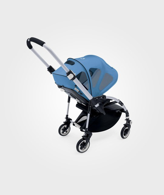 Bugaboo Bee+ Breezy Sun Canopy Ice Blue Blå