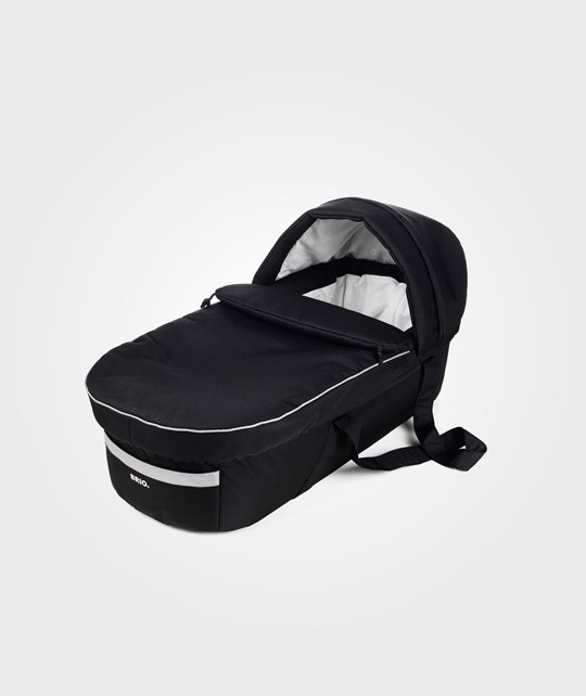 BRIO Happy Hard Carrycot Mixed 2014 Black Black