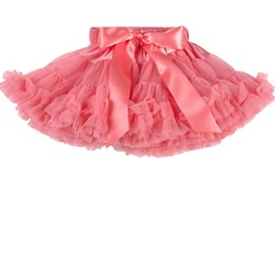 DOLLY by Le Petit Tom Sleeping Beauty Tutu Watermelon Pink