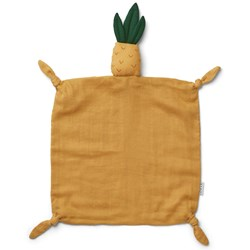 Liewood Agnete Cuddle Blanket Pineapple/Yellow Mellow