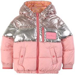 The Marc Jacobs Reversible Puffer Jacket Pink