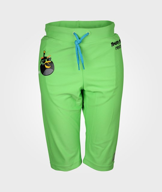 Reima Angry Birds Swimming Trunks Grass Green Green