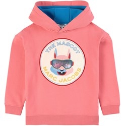 The Marc Jacobs Mascot Hoodie Pink