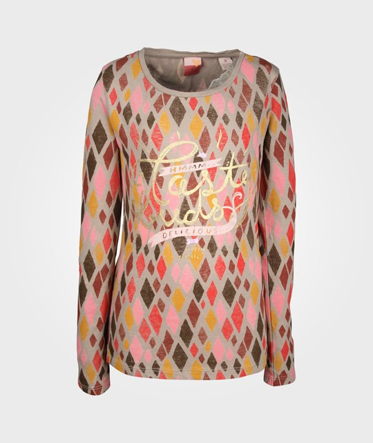 Scotch R'belle Logo Tee Candy Dessin C Multi