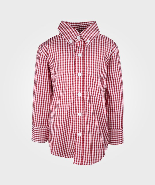 Livly Alexander Shirt Red Red