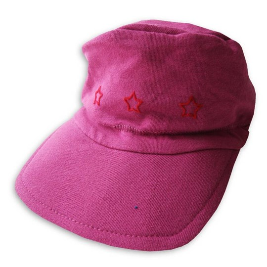 Kik Kid Cap French Knitted Purple Purple