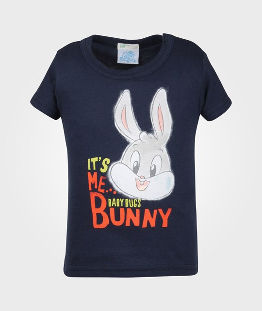 United Colors of Benetton T-shirt  Navy Bunny 20