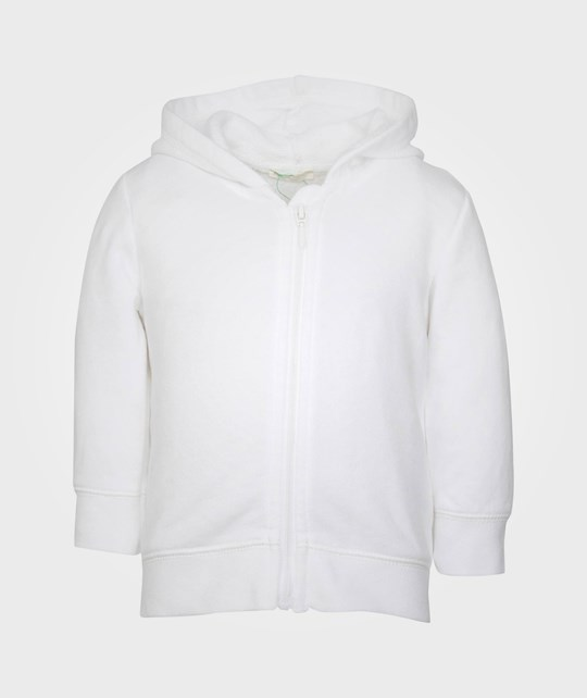 United Colors of Benetton Pullover w/hood White 20