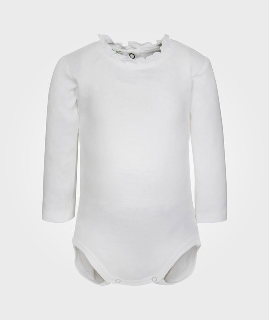 United Colors of Benetton Bodysuit L/S White 20