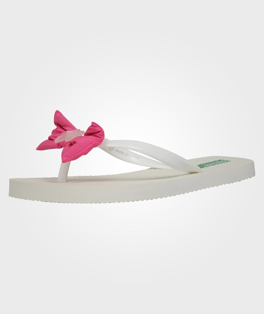 United Colors of Benetton Toe post White 20