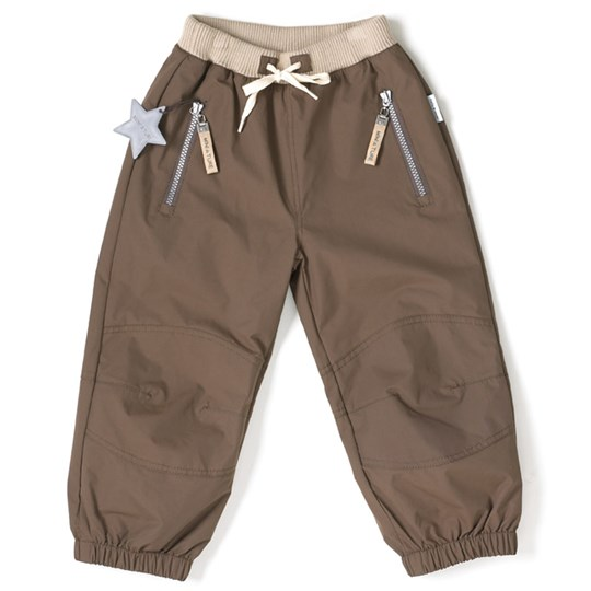 Mini A Ture Winston Wind Trousers Maior Br BROWN
