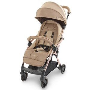 Image of Leclerc Baby Hexagon Klapvogn Champagne one size (1874080)