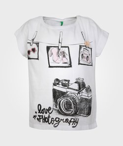United Colors of Benetton T-shirt White