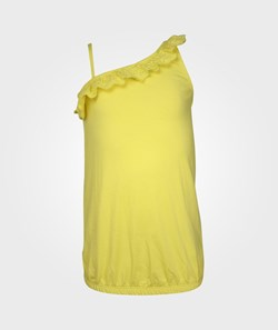 United Colors of Benetton Tank-top Yellow