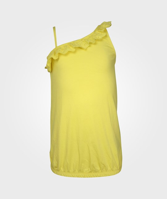 United Colors of Benetton Tank-top Yellow 20