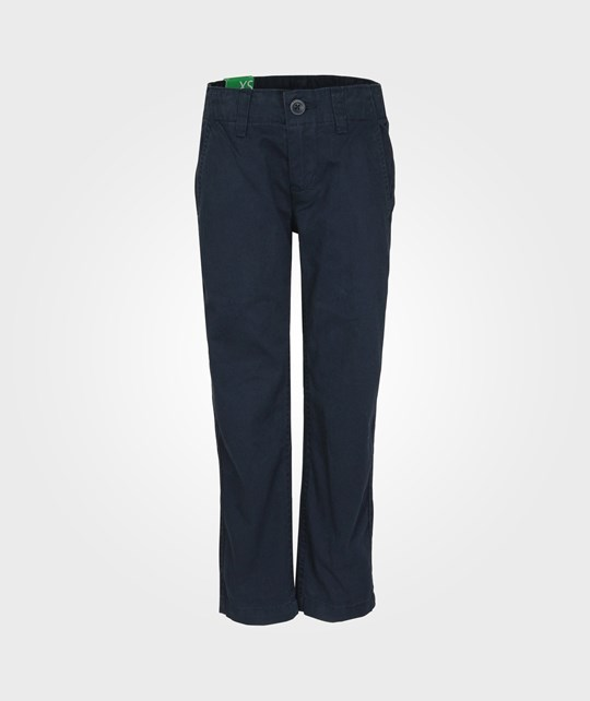 United Colors of Benetton Trousers Navy 20