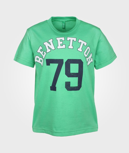 United Colors of Benetton T-shirt Green 20