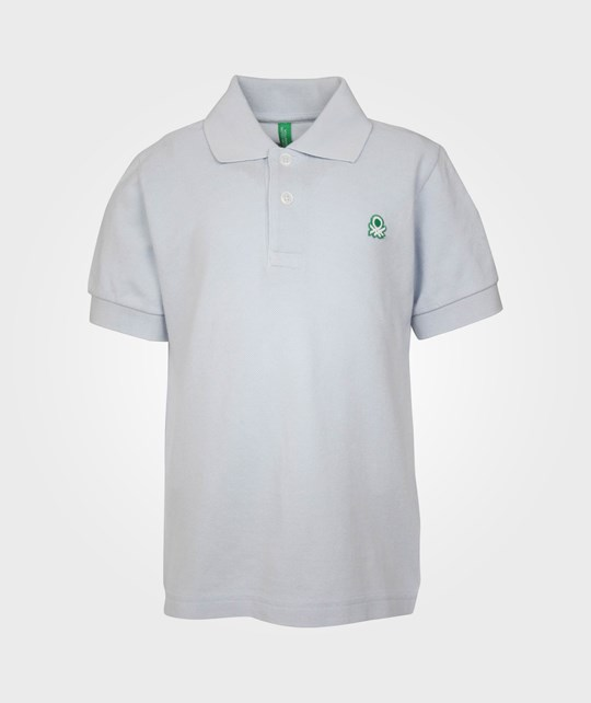 United Colors of Benetton Polo shirt, Baby Blue 20