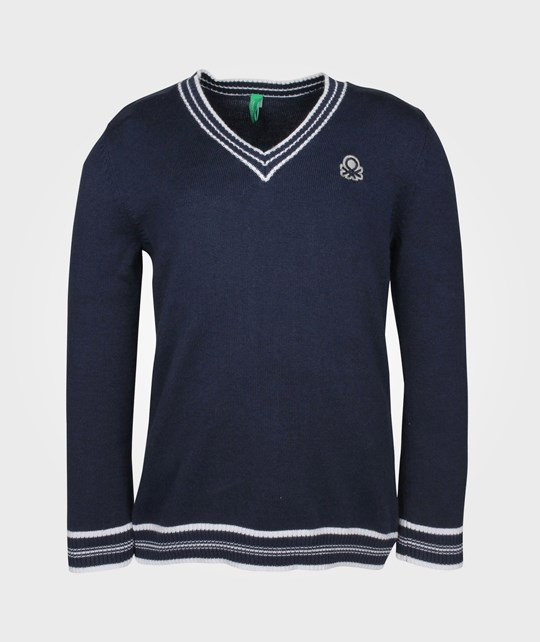 United Colors of Benetton V neck sweater l/s 20