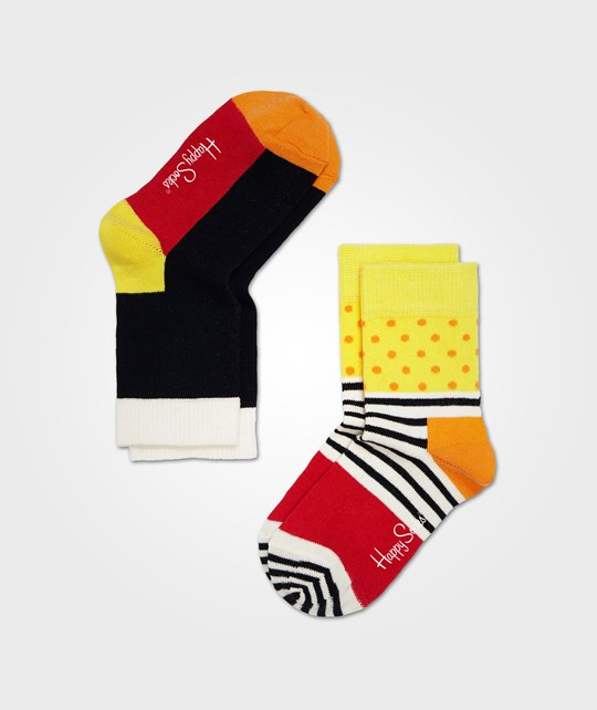 Happy Socks Stripes Black пестрый