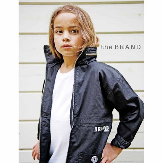 The BRAND Parkas Black Black