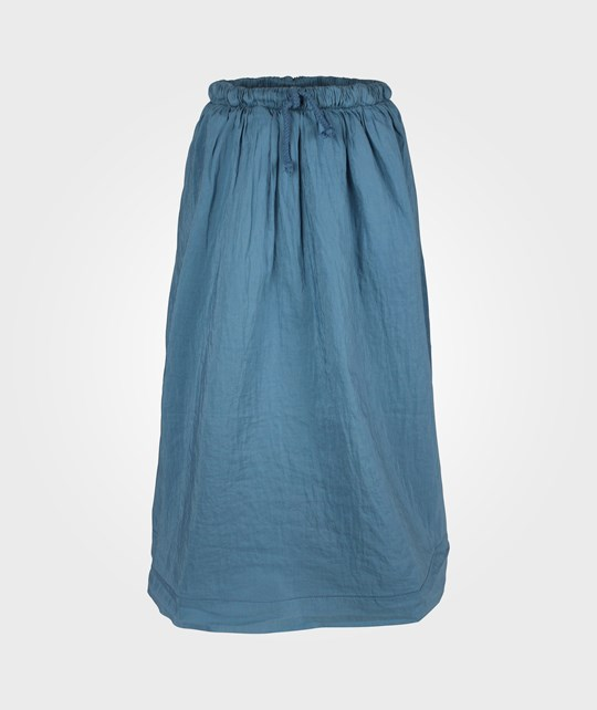 Bobo Choses Long Skirt Thai Pants Blue Blue