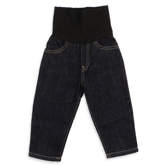 The BRAND Cuff Jeans Dark Black