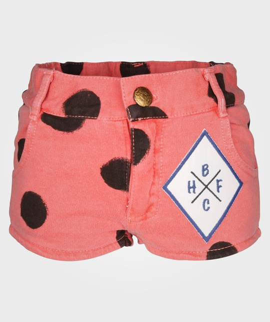 Bobo Choses Shorts Dots And Patch Multi