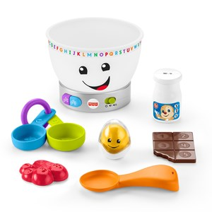 Fisher Price Laugh & Learn Magic Color Mixing Skål 6 mdr. - 3 år