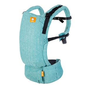 Image of Baby Tula Tula Free-To-Grow Baby Carrier Linen Reef one size (1876249)
