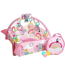 Image of Bright Starts 5-in-1 Your Way Ball Play™ Baby Gym 0+ years (2002093)