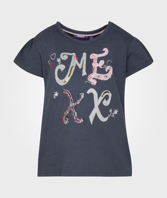 Mexx Mini Girls T-shirt Mood Indigo Blue