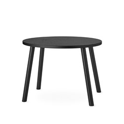 Nofred Mouse Table Black