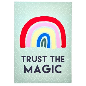 Image of Rice A3 - Trust The Magic Plakat one size (2019113)