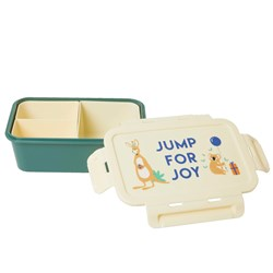 Rice Party Animal Lunch Box Green