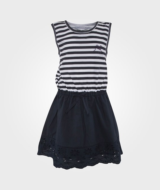 Little Pieces Little Amanda Dress Antracit  Black