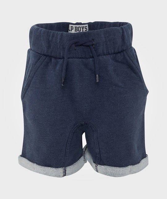 Little Pieces LPB Ben Sweatshorts Light Blue Denim Blue