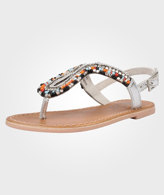 Little Pieces Little Alma Sandal Silver Silver