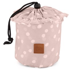 Buddy & Hope Dotted Universal Rain Cover Pink